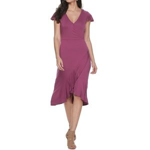 NWT Juicy Couture Faux Wrap Dress
